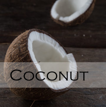 Coconut Ice Cream Recipes