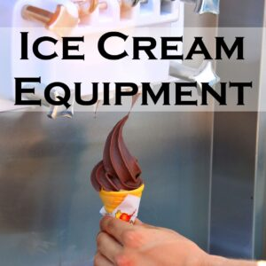 Ice Cream Equipment
