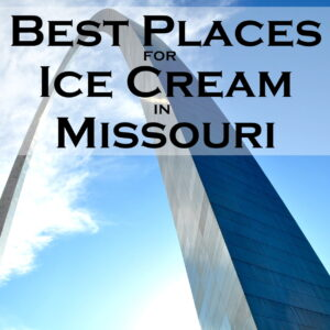 best places for ice cream in missouri