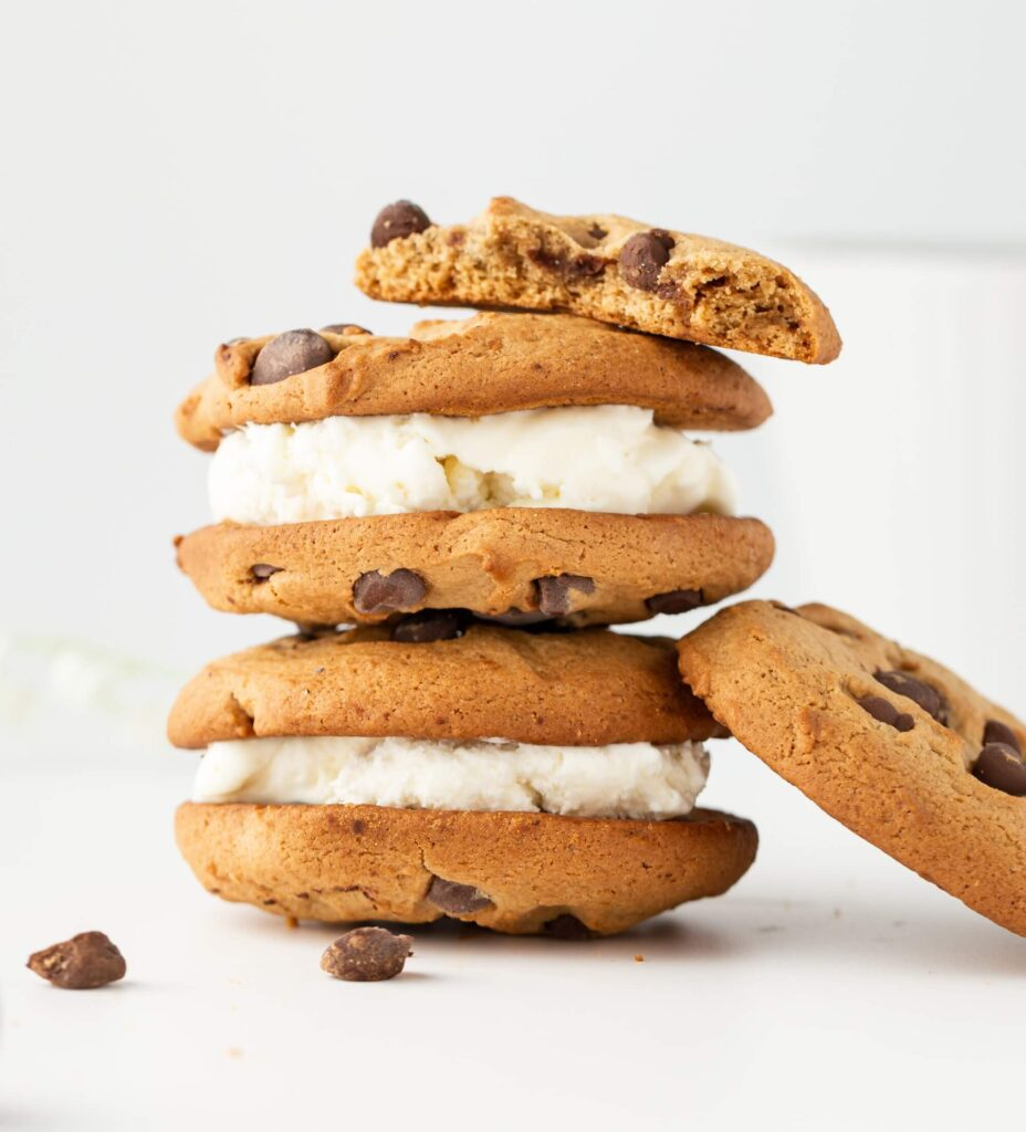 Ice Cream Sandwich Recipe