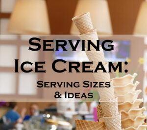 Serving Ice Cream