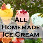 Recipe For Ice Cream