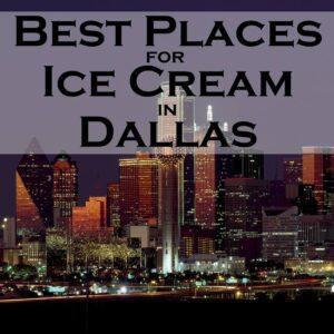Ice Cream Dallas