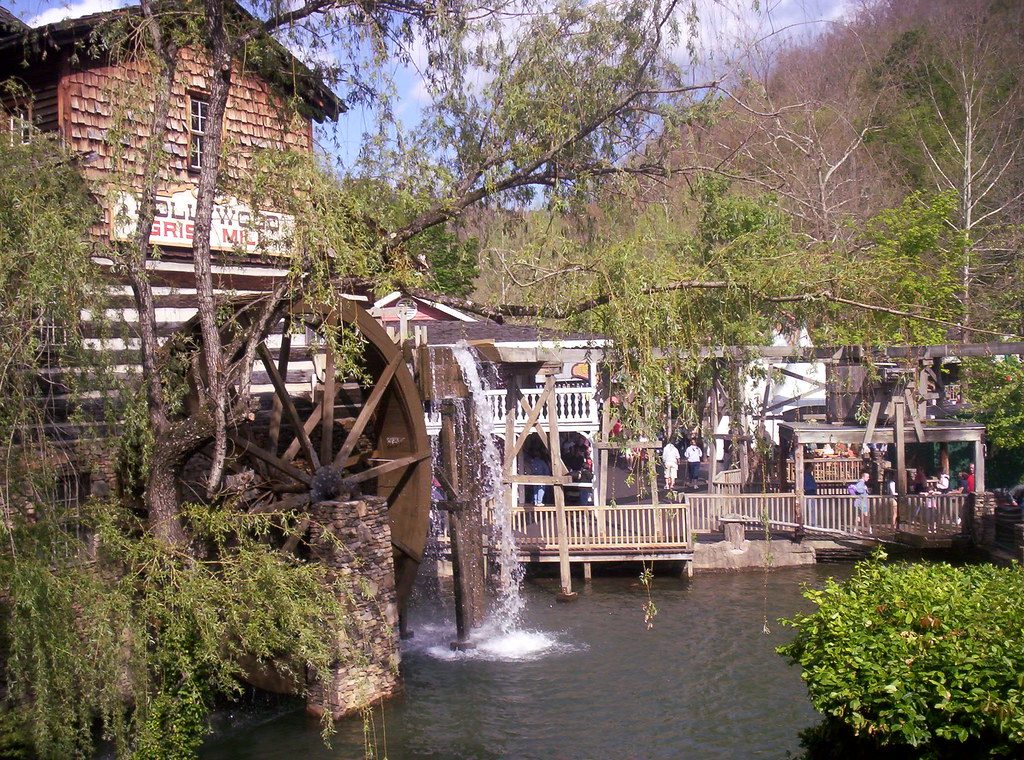 Dollywood Miller Cove