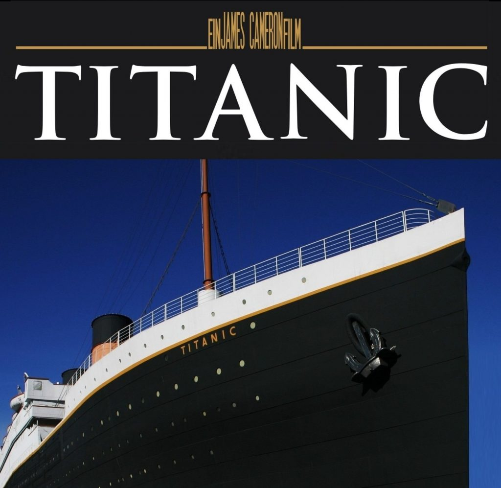 Titanic Museum Attraction Sevierville