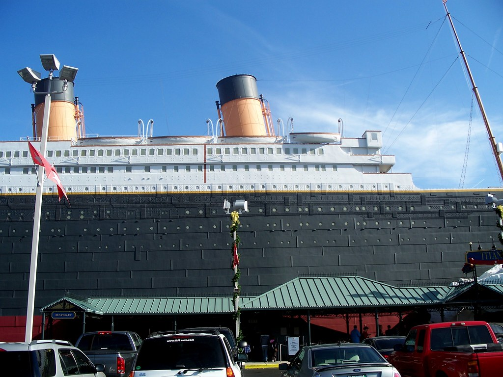 Titanic Museum Attraction Three Forks